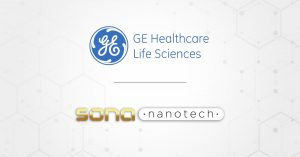 Sona Nanotech & GE Health Life Sciences partnership